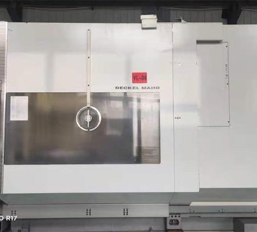 DMU125P数控五轴加工中心