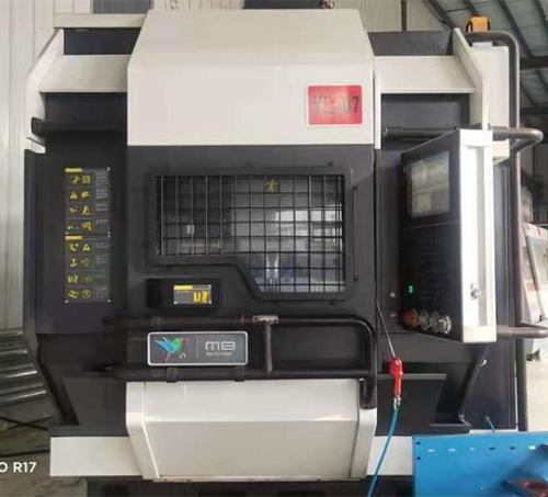 I5M800数控五轴加工中心